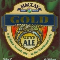 Maclay Gold Scotch Ale