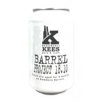 Kees Barrel Project 18.10