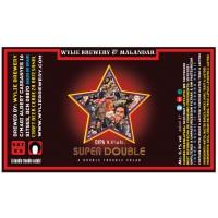 Wylie Brewery / Malandar Super Double