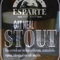 Esparte Oatmeal Coffee Stout
