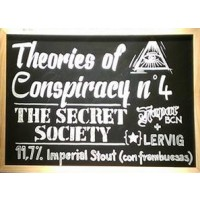 NaparBCN / Lervig Theories of Conspiracy n°4: The Secret Society