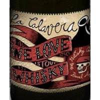 La Calavera We Love Whisky