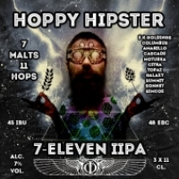 Deorus Hoppy Hipster 7 Eleven II IPA