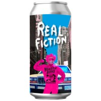 Yeastie Boys Real Fiction