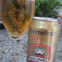 Carrefour Cerveza Holandesa Premium Quality