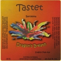 Tastet Dragon`s Breath