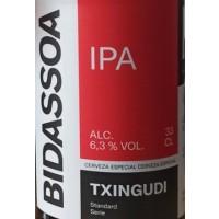 Bidassoa Basque Brewery Txingudi