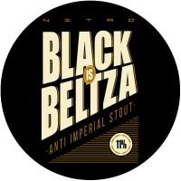 Boga Nitro Black is Beltza