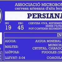 Microbombolla Persiana