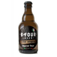 B Four Beer Dark Heaven