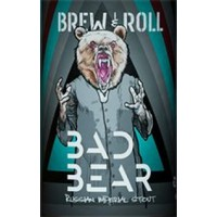 Brew & Roll Bad Bear