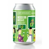 Hop Hooligans Modern Mosaic Hop Hash