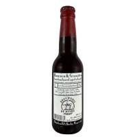 De Molen Bommen & Granaten bourbon barrel aged w/brett