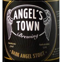 Angel's Town Dark Angel Stout