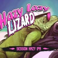 Reptilian Hazy Lazy Lizard