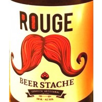 Beer Stache Rouge