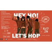 Tito Blas Hey, Ho... Let´s Hop