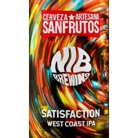 Sanfrutos / NIB Brewing Satisfaction