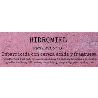 Yria Hidromiel Reserva 2016