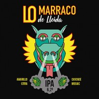 Lo Marraco de Lleida - Lo Dragoi IPA