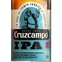 Cruzcampo IPA