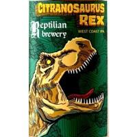 Reptilian Citranosaurus Rex