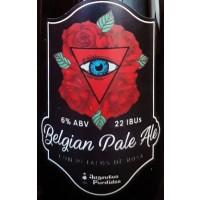 Juguetes Perdidos Belgian Pale Ale con Pétalos de Rosa