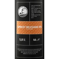 Sesma / Zeta Apricot Milkshake IPA