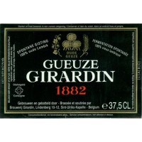 Girardin Gueuze 1882 Black Label