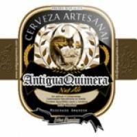 Antigua Quimera Strong Nut Ale