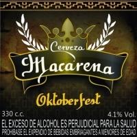 Macarena Oktoberfest