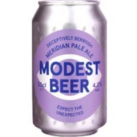 Modest Beer Meridian Pale Ale