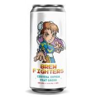 Espiga / Gross Brew Fighters