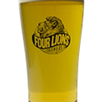 Four Lions Premium Lager Hells