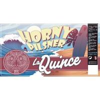 La Quince Horny Pilsner