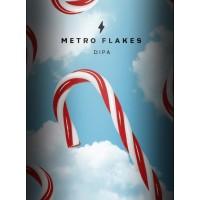 Garage Beer Co Metro Flakes