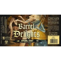 Reptilian / Attik Brewing Barrel of Delights