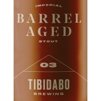 Tibidabo Brewing Barrel Aged 3 - Early Times