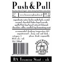 De Molen Push & Pull