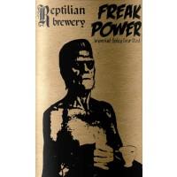 Reptilian Freak Power