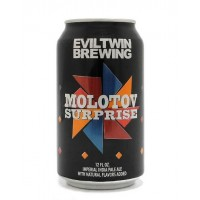Evil Twin Molotov Surprise