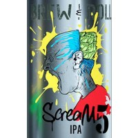 Brew & Roll Scream 5