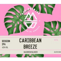 Mad Brewing Caribbean Breeze