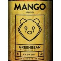 Green Bear Mango Hemp IPA
