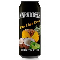 Naparbier Hard Pastry Seltzer