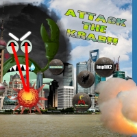 Implik2 Attack The Krab!!