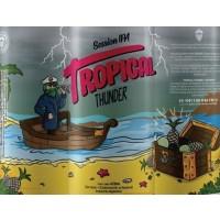 Capitán Lúpulo Tropical Thunder