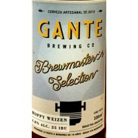 Gante Brewmaster's Selection Hoppy Weizen