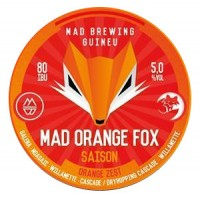 Mad brewing / Guineu Mad Orange Fox