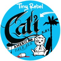 Tiny Rebel Cali American Pale Ale